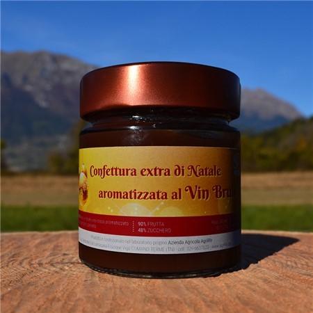Confettura al vin brulè