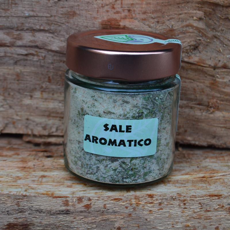 Sale Aromatico Naturale